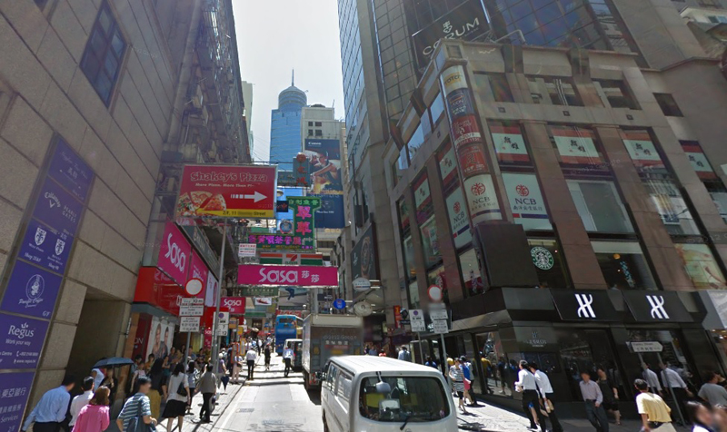 香港-中環